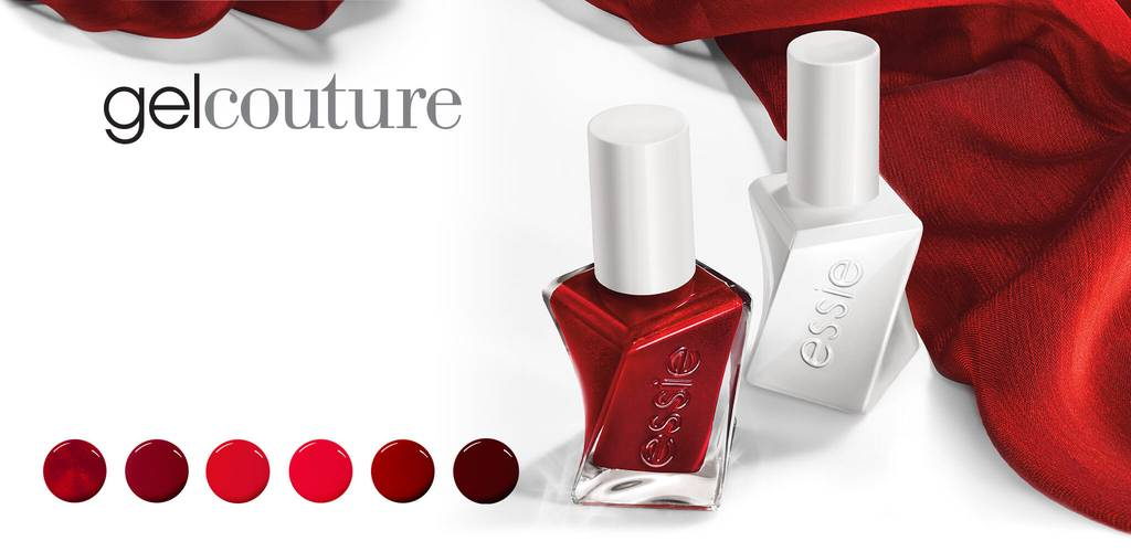 gel couture reds
